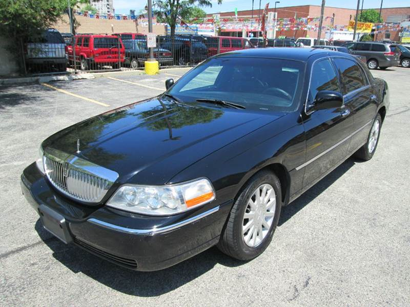 2006 Lincoln Town Car for sale at 5 Stars Auto Service and Sales in Chicago IL