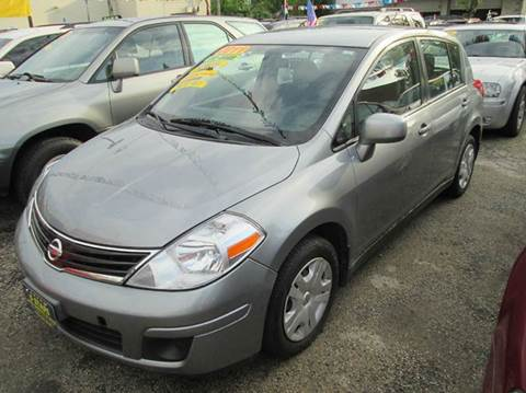 2011 Nissan Versa for sale at 5 Stars Auto Service and Sales in Chicago IL