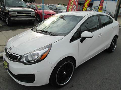 2014 Kia Rio for sale at 5 Stars Auto Service and Sales in Chicago IL