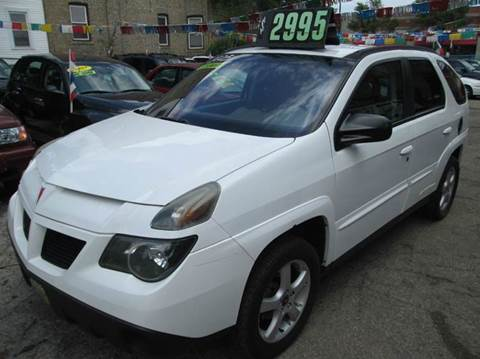 2003 Pontiac Aztek for sale at 5 Stars Auto Service and Sales in Chicago IL