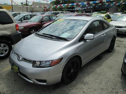 2008 Honda Civic for sale at 5 Stars Auto Service and Sales in Chicago IL