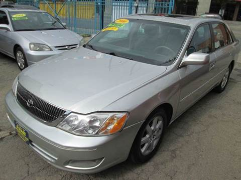 2000 Toyota Avalon for sale at 5 Stars Auto Service and Sales in Chicago IL