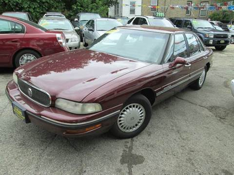 1997 Buick LeSabre for sale at 5 Stars Auto Service and Sales in Chicago IL