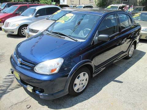 2003 Toyota ECHO for sale at 5 Stars Auto Service and Sales in Chicago IL