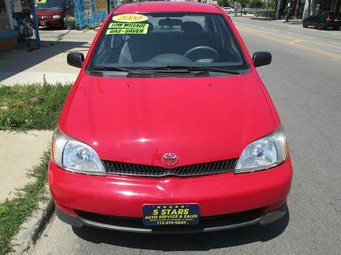 2000 Toyota ECHO for sale at 5 Stars Auto Service and Sales in Chicago IL