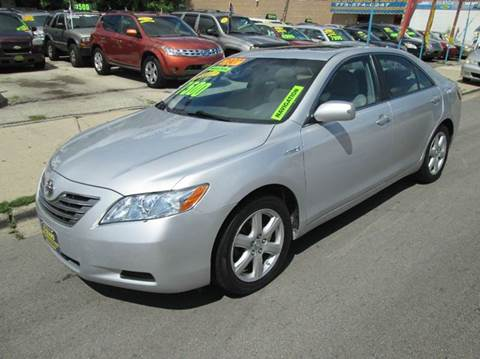 2007 Toyota Camry Hybrid for sale at 5 Stars Auto Service and Sales in Chicago IL