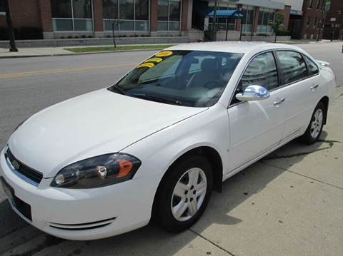 2006 Chevrolet Impala for sale at 5 Stars Auto Service and Sales in Chicago IL