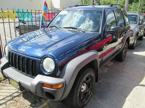 2002 Jeep Liberty for sale at 5 Stars Auto Service and Sales in Chicago IL