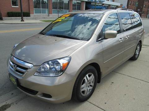 2007 Honda Odyssey for sale at 5 Stars Auto Service and Sales in Chicago IL