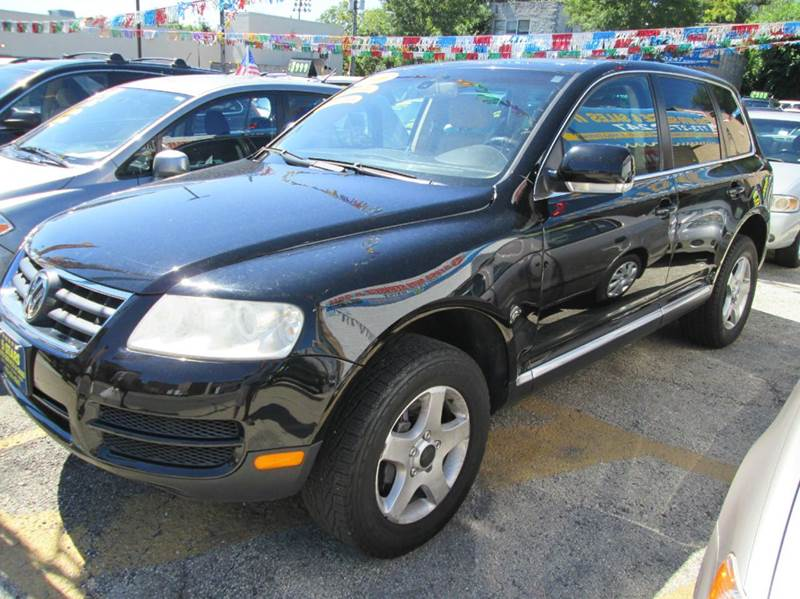 2006 Volkswagen Touareg for sale at 5 Stars Auto Service and Sales in Chicago IL