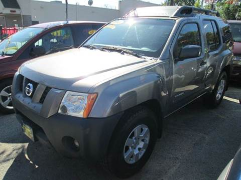2005 Nissan Xterra for sale at 5 Stars Auto Service and Sales in Chicago IL