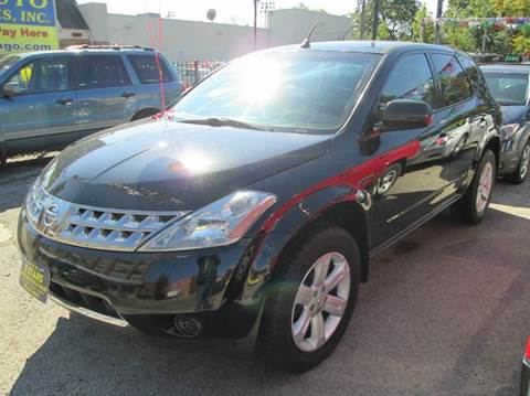 2006 Nissan Murano for sale at 5 Stars Auto Service and Sales in Chicago IL