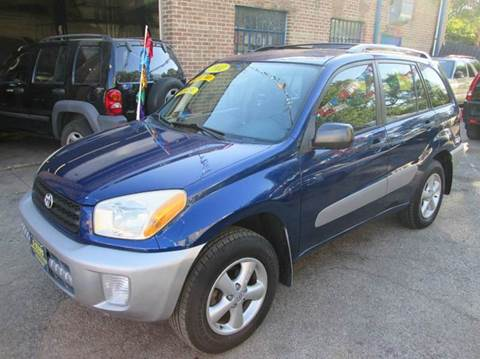 2001 Toyota RAV4 for sale at 5 Stars Auto Service and Sales in Chicago IL