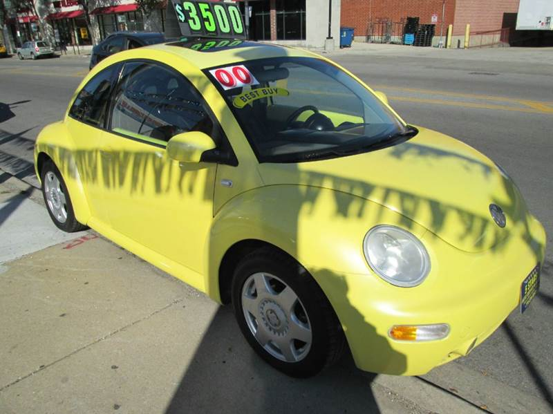 2000 Volkswagen New Beetle for sale at 5 Stars Auto Service and Sales in Chicago IL