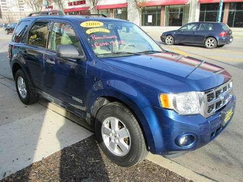 2008 Ford Escape for sale at 5 Stars Auto Service and Sales in Chicago IL