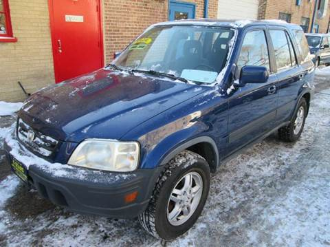1998 Honda CR-V for sale at 5 Stars Auto Service and Sales in Chicago IL