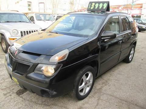 2003 Pontiac Aztek for sale in Chicago, IL