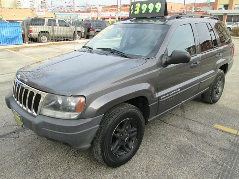 2003 Jeep Grand Cherokee Laredo 4dr 4WD SUV   Chicago IL