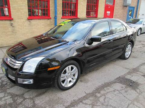 2006 Ford Fusion for sale at 5 Stars Auto Service and Sales in Chicago IL