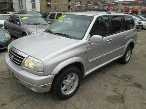 2002 Suzuki XL7 for sale at 5 Stars Auto Service and Sales in Chicago IL