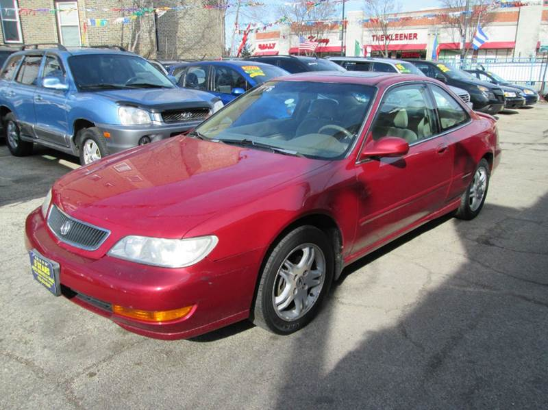 1998 Acura CL for sale at 5 Stars Auto Service and Sales in Chicago IL
