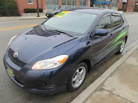 2009 Toyota Matrix for sale at 5 Stars Auto Service and Sales in Chicago IL