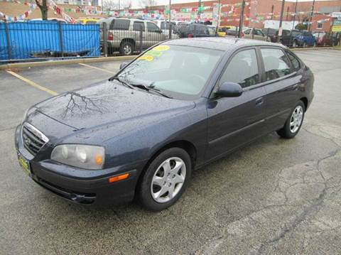 2005 Hyundai Elantra for sale at 5 Stars Auto Service and Sales in Chicago IL