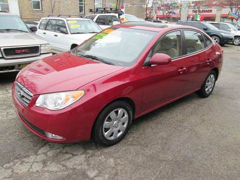 2007 Hyundai Elantra for sale at 5 Stars Auto Service and Sales in Chicago IL