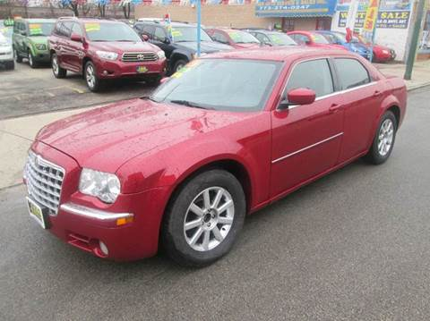 2007 Chrysler 300 for sale at 5 Stars Auto Service and Sales in Chicago IL