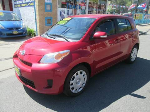 2008 Scion xD for sale at 5 Stars Auto Service and Sales in Chicago IL
