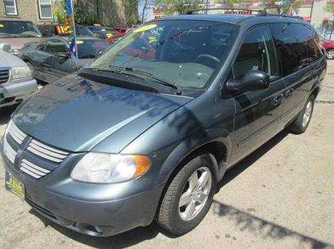 2006 Dodge Grand Caravan for sale at 5 Stars Auto Service and Sales in Chicago IL