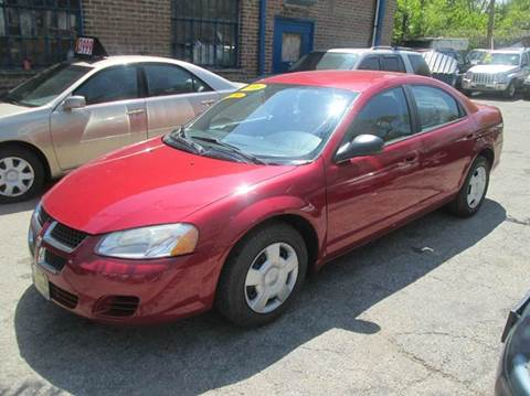 2006 Dodge Stratus for sale at 5 Stars Auto Service and Sales in Chicago IL