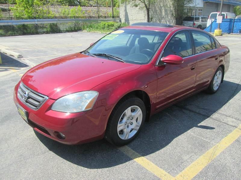 2004 Nissan Altima 2.5 S 4dr Sedan   Chicago IL