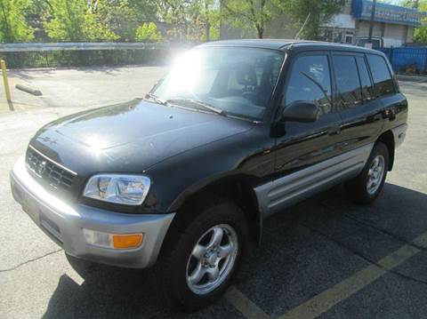 1998 Toyota RAV4 for sale at 5 Stars Auto Service and Sales in Chicago IL