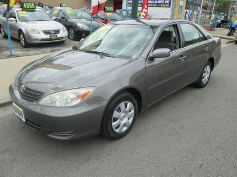 2004 Toyota Camry for sale at 5 Stars Auto Service and Sales in Chicago IL