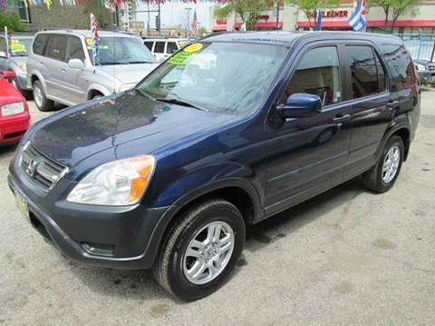2003 Honda CR-V for sale at 5 Stars Auto Service and Sales in Chicago IL