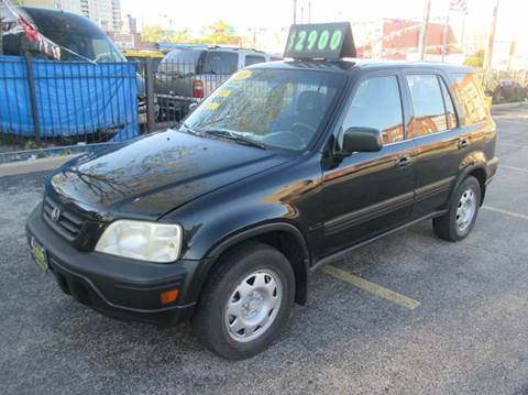 1999 Honda CR-V for sale at 5 Stars Auto Service and Sales in Chicago IL