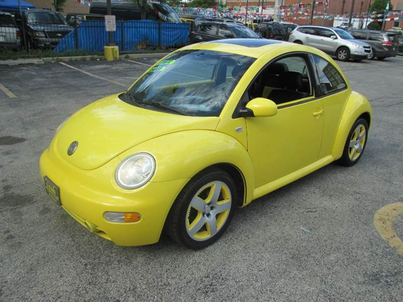 2002 Volkswagen New Beetle for sale at 5 Stars Auto Service and Sales in Chicago IL