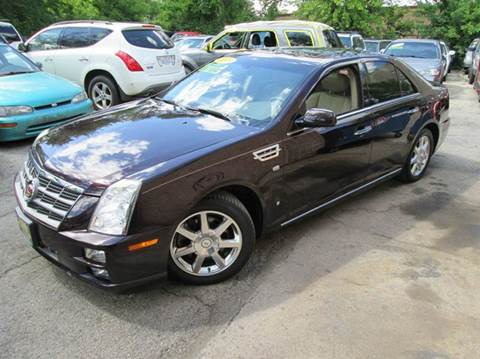 2008 Cadillac STS for sale at 5 Stars Auto Service and Sales in Chicago IL