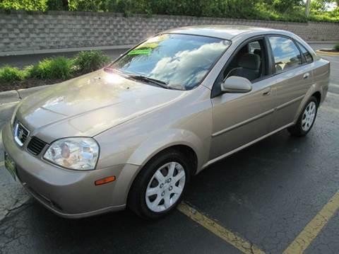 2004 Suzuki Forenza for sale at 5 Stars Auto Service and Sales in Chicago IL
