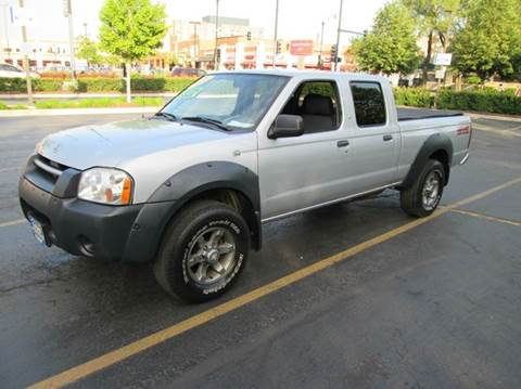 2003 Nissan Frontier for sale at 5 Stars Auto Service and Sales in Chicago IL
