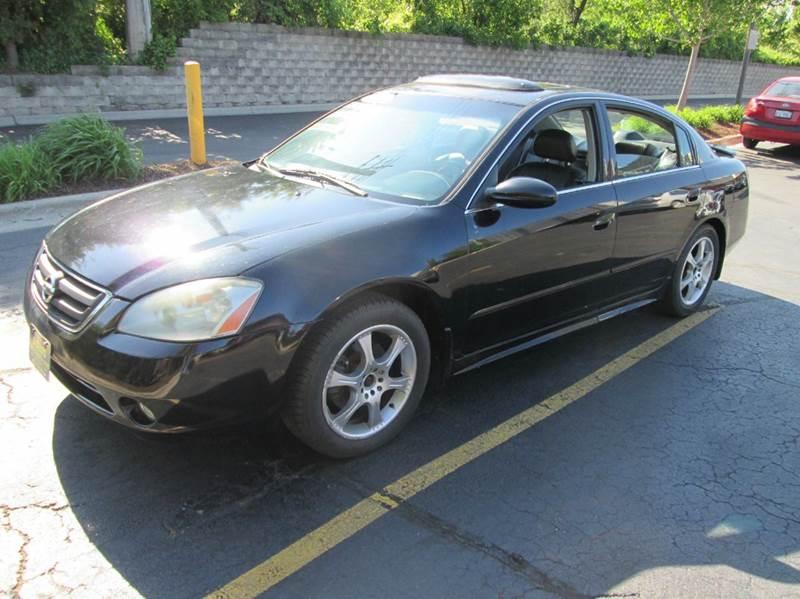 2003 Nissan Altima 3.5 SE 4dr Sedan   Chicago IL