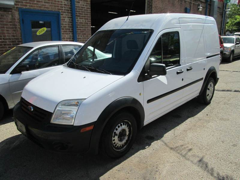 2010 Ford Transit Connect Cargo Van Xl 4dr Mini W Rear Glass In