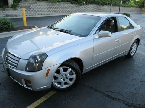 2005 Cadillac CTS for sale at 5 Stars Auto Service and Sales in Chicago IL