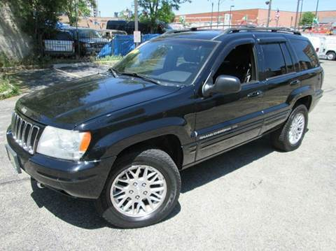 2001 Jeep Grand Cherokee for sale at 5 Stars Auto Service and Sales in Chicago IL