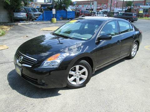 2007 Nissan Altima for sale at 5 Stars Auto Service and Sales in Chicago IL