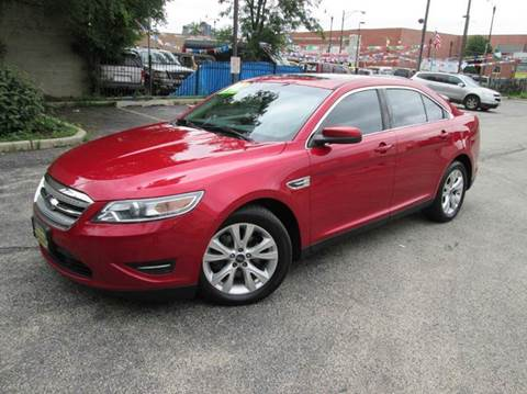 2010 Ford Taurus for sale at 5 Stars Auto Service and Sales in Chicago IL