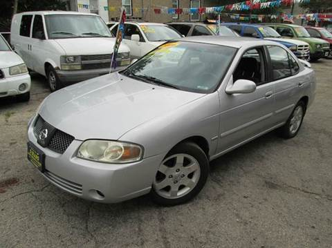 2006 Nissan Sentra for sale at 5 Stars Auto Service and Sales in Chicago IL