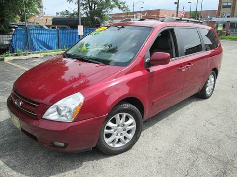 2008 Kia Sedona for sale at 5 Stars Auto Service and Sales in Chicago IL