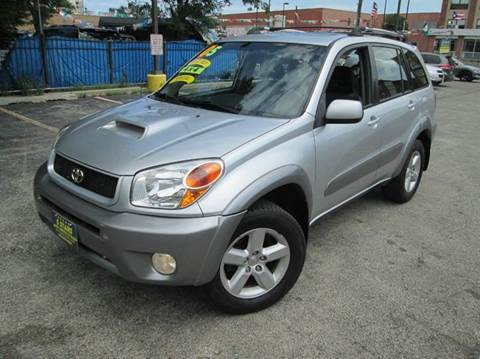 2005 Toyota RAV4 for sale at 5 Stars Auto Service and Sales in Chicago IL